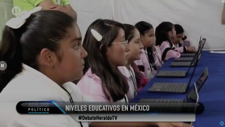 educación México Análisis Político El Heraldo TV