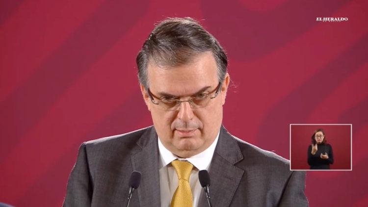 Personaje del año Marcelo Ebrard canciller relaciones exteriores