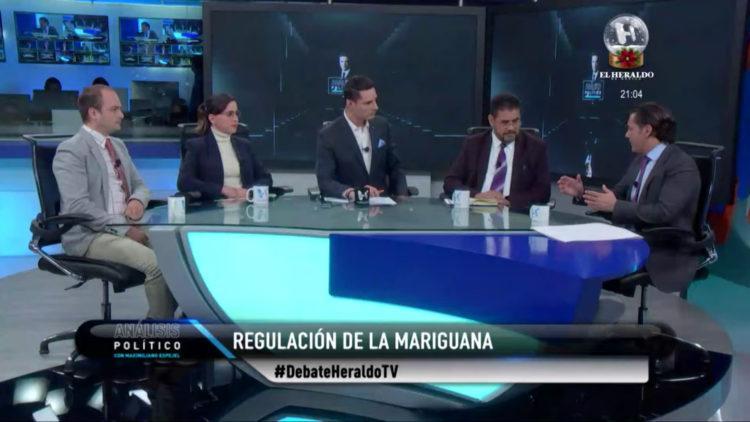 legalización de la cannabis en México