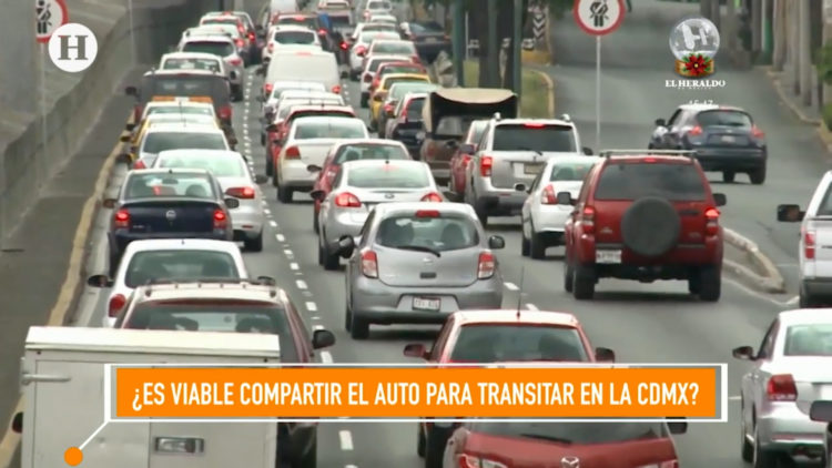 Nueva medida contra vehículos en CDMX atenta la libertad vial_ experto