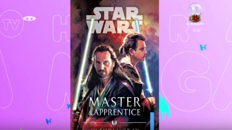Star Wars maestro y aprendiz libros 2020