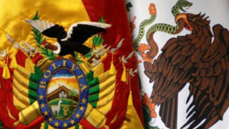 México y Bolivia