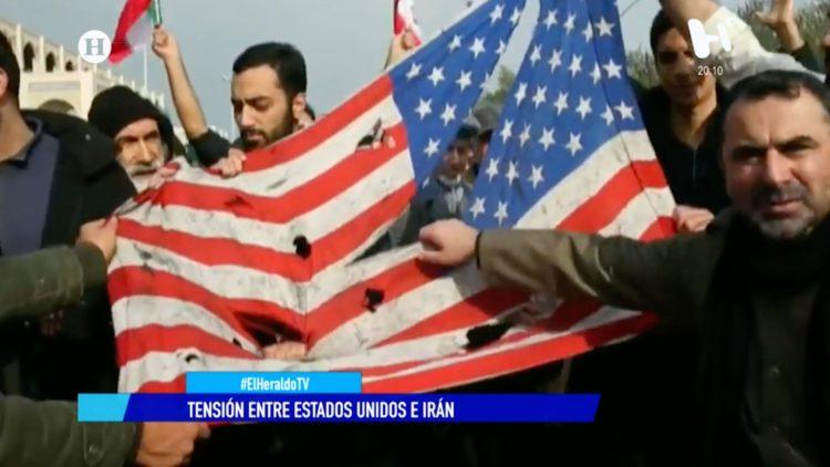 Estados Unidos Irán ataque El Heraldo TV