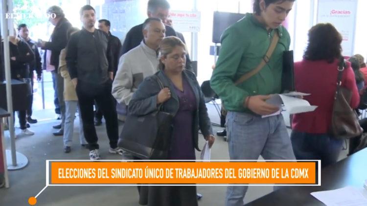 Hugo Alfredo Ortiz presidente SUTGCDMX