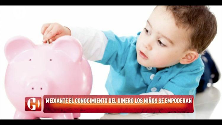 Aprender a ahorrar y tener educación financiera desde pequeños