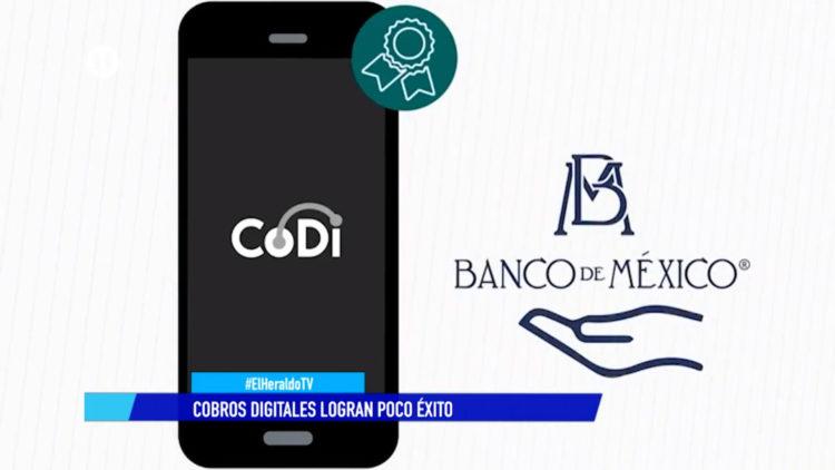 Codi logran poco éxito en sus transferencias bancarias digitales