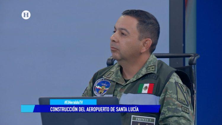 aeropuerto Santa Lucía AMLO El Heraldo TV