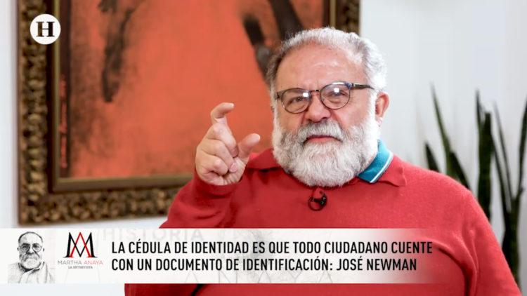 Cédula de identidad y banco de datos, mancuerna ideal y compleja_ José Newman