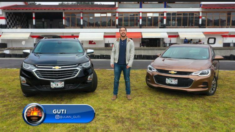 Chevrolet Equinox y Cavalier