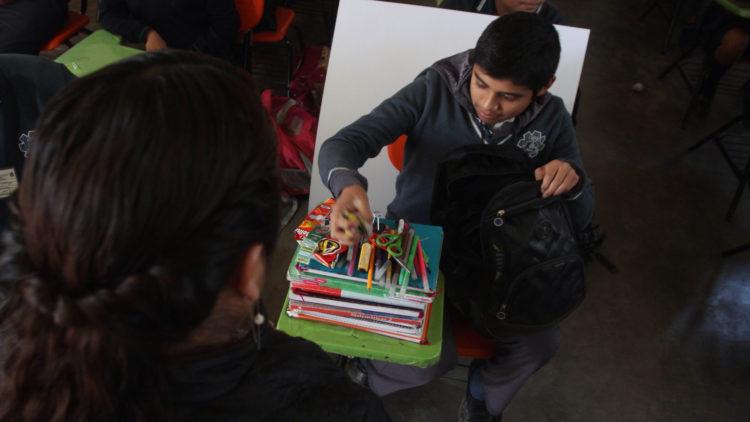Programa Mochila segura Coahuila CNDH El Heraldo TV