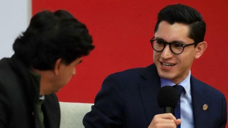 Roberto Velasco vocero SRE T-MEC Seguridad El Heraldo TV