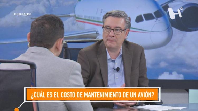 AMLO avión presidencial venta rifa El Heraldo TV