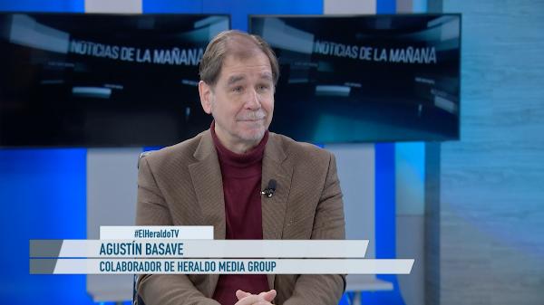 AgustinBasave, Migracion, Mexico, Centroamericanos, ElHeraldoTV , NoticiasDeLaManana, AlejandroCacho,