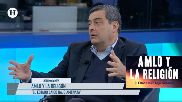 religión, Estado laico, AMLO, Roberto Blancarte, ElHeraldoTV , NoticiasDeLaMañana, AlejandroCacho,
