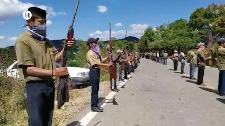 Alcozacan Guerrero ninos reportaje El Heraldo TV
