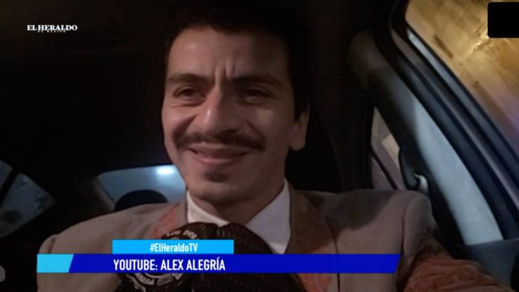 Alex Alegria mariachi los dorados Canada El Heraldo TV