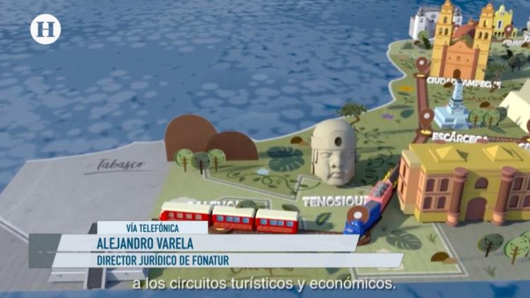 Tren Maya, desarrollo, FONATUR, AMLO, ElHeraldoTV, NoticiasDeLaMañana, AlejandroCacho,