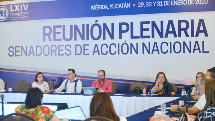 reunión pan legislativa