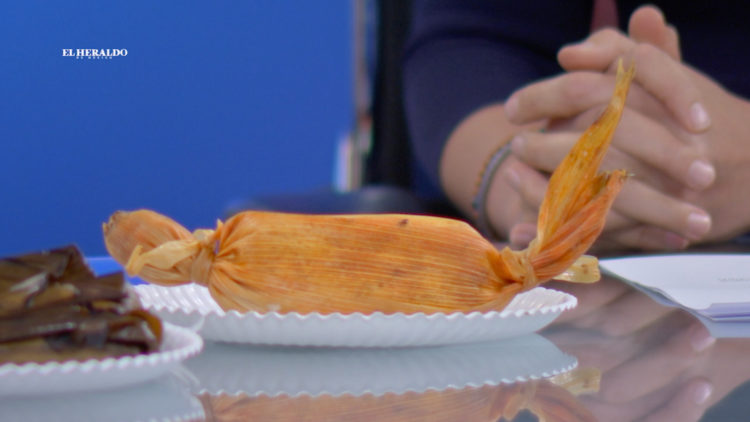 tamales feria coyoacan CDMX El Heraldo TV Dia de la Candelaria