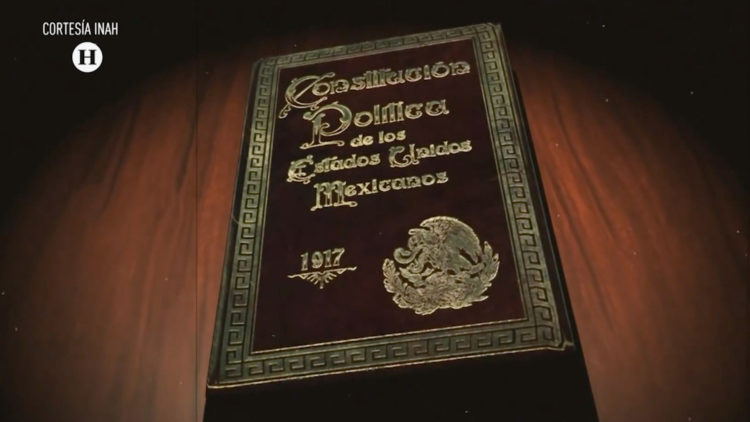 Constitucion cinco febrero reportaje El Heraldo TV
