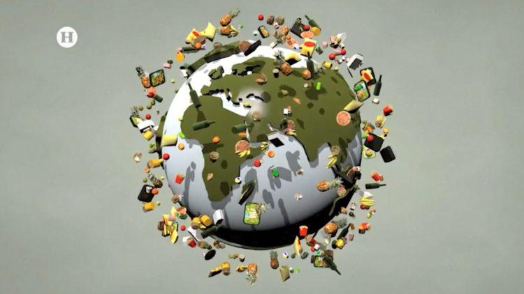 basura desperdicios Mexico comida El Heraldo TV