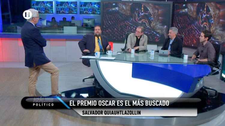Premios Oscar criticos de cine peliculas ganadoras El Heraldo TV Javier Solorzano