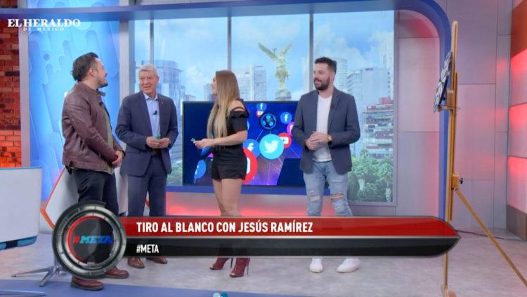 Jesus Ramirez habla sobre la nueva vision que tiene en Pumas