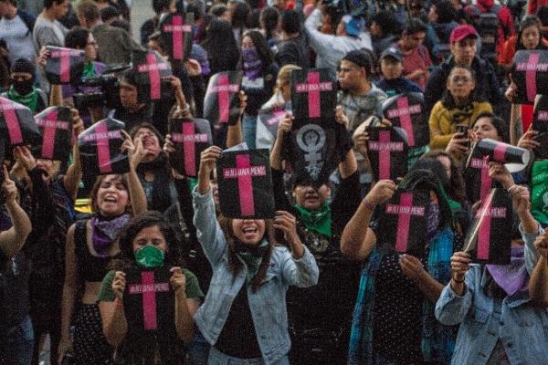 Feminicidios cdmx marcha demanda cuartoscuro