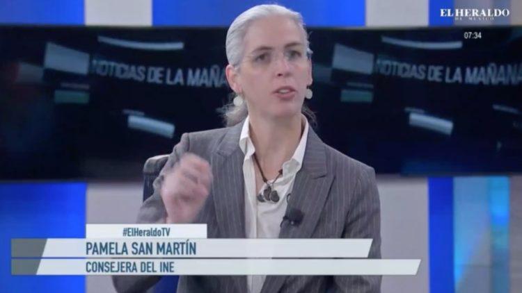 Pamela San Martin
