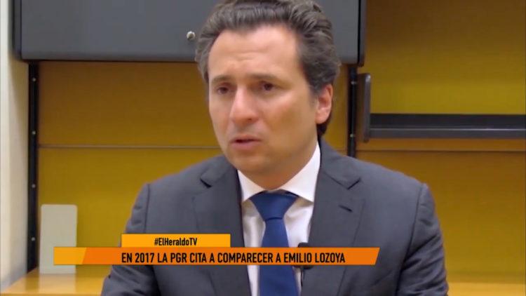 De que se le acusa a Emilio Lozoya