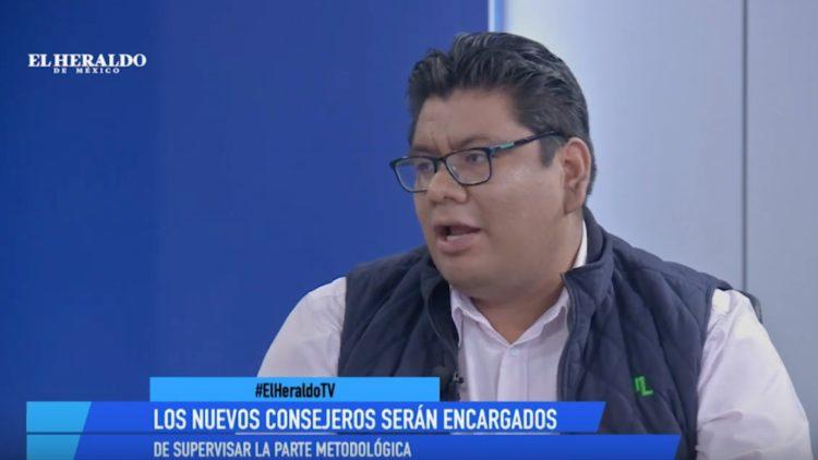 Jose Nabor Cruz, secretario ejecutivo del Coneval