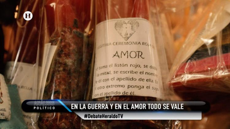 amor dia san valentin amistad febrero El Heraldo TV