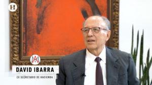 David Ibarra SHCP Jose Lopez Portillo impuestos Mexico politica