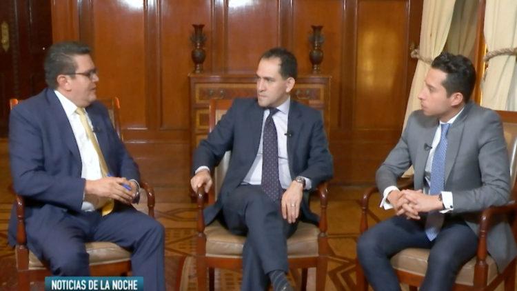 secretario Hacienda Arturo Herrera Gutierrez Mario Maldonado Salvador Garcia Soto economia mexicana