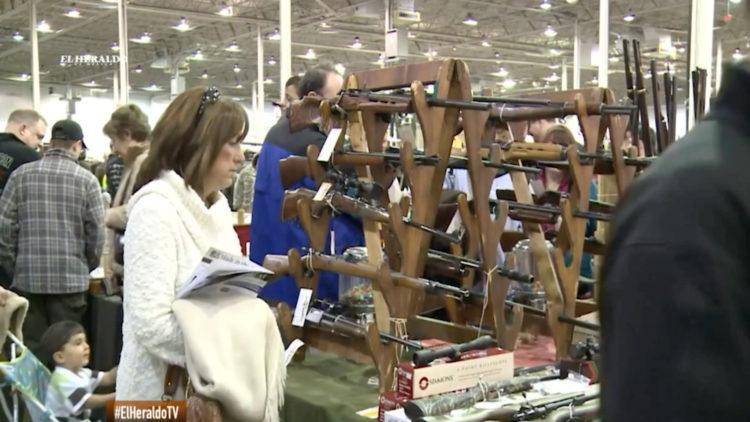 desarme armas Estados Unidos Mexico control falla seguridad