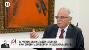 PRI Francisco Labastida Ochoa dirigencia EPN Salinas