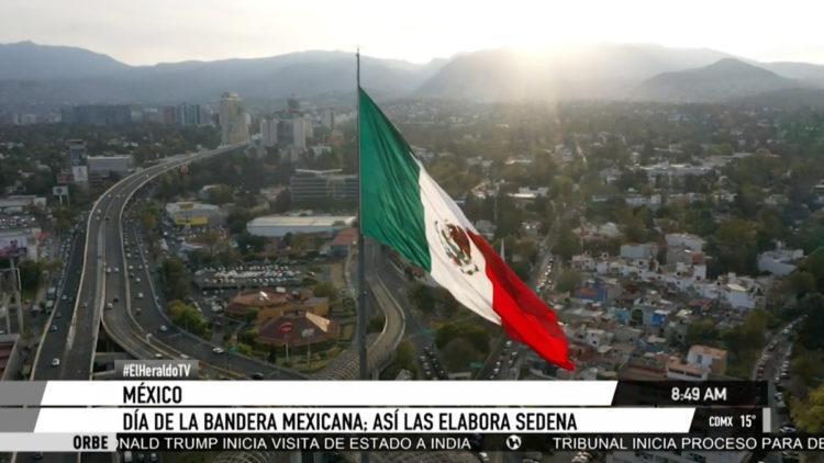 bandera_Mexico_fabricacion_sedena_artesanal