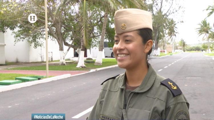 mujeres marina actividades armadas El Heraldo TV