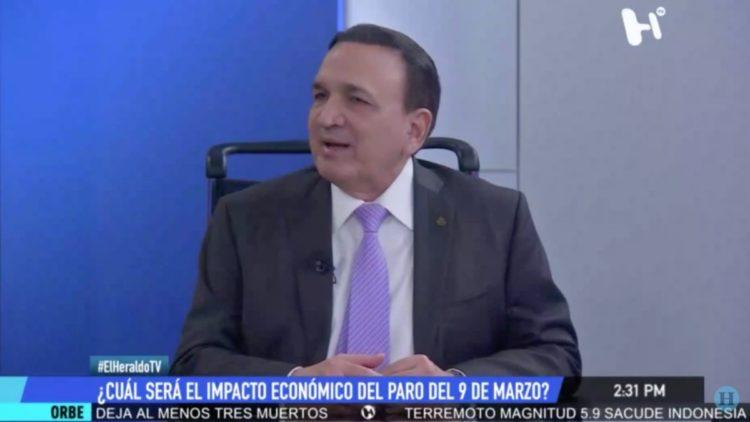 Jose Manuel Lopez Campos presidente Concanaco Servytur