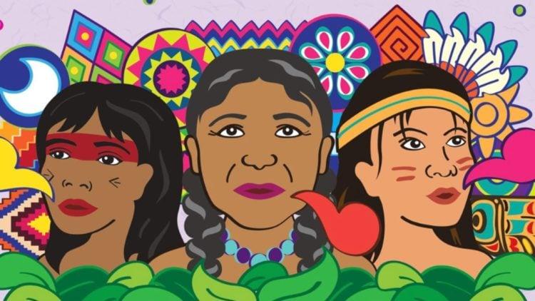 encuentro de mujeres indigenas