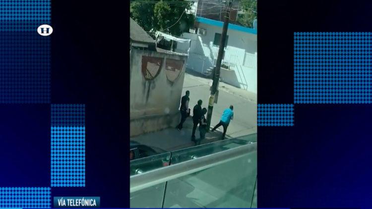 Sinaloa balacera Culiacan Cristobal Castaneda seguridad escuela