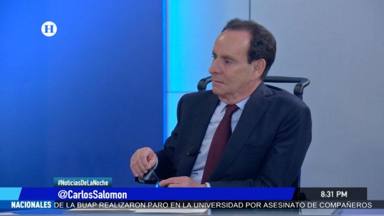 Carlos Salomon politica Mexico AMLO