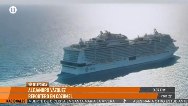 No_desembarcaran_pasajeros_tripulantes_atracados_Cozumel_corresponsal