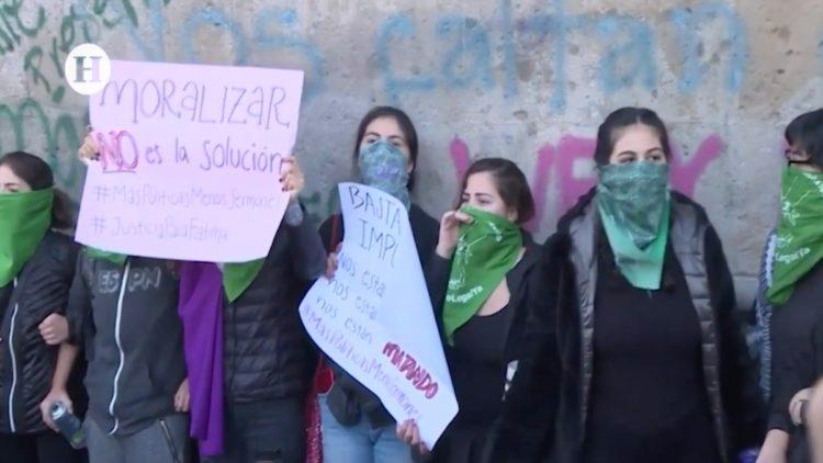 violencia mujeres 9 marzo