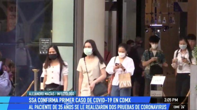 coronavirus mexico covid 19