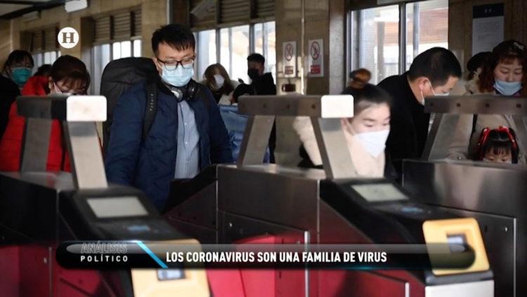 coronavirus Mexico enfermedad contagio China Wuhan