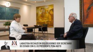 Francisco Labastida Ochoa presidentes EPN Zedillo Jose Lopez Portillo