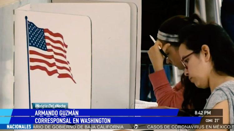 supermartes Estados Unidos Donald Trump Armando Guzman candidatos presidenciales