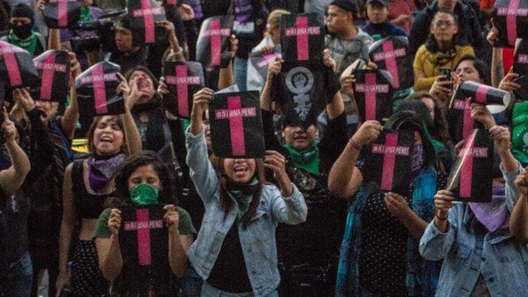feministas paro nacional 9 marzo