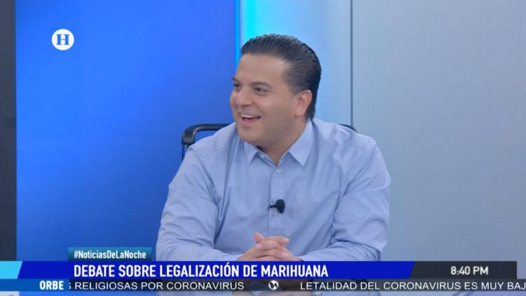 PAN Damian Zepeda cannabis Marihuana El Heraldo TV